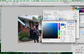 Das Lichtschwert-Effekt in Photoshop