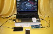 LM35 Temperatursensor mit Datalogging auf SD-Karte auf Intel Edison
