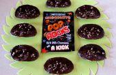 Schokolade Pop-Rock-Kartoffel-Chips
