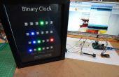 Binäre Uhr mit Neopixels