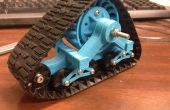 3D gedruckt MatTracks für RC-Car im Maßstab 1/10