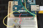Twitter-Arduino-Sicherheitssystem