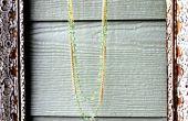 Perle Halskette Design-multi-Kette Halsketten für Mütter