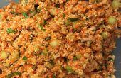 Spanische Makrele Ceviche/Ceviche De Sierra