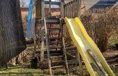 Ein Baumhaus Rückeroberung