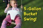 5-Gallonen Eimer Swing