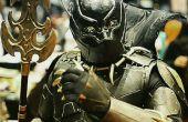 """Wie erstelle ich ein Wunder: """"Black Panther""""-Kostüm"""