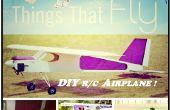 DIY Fernbedienung Flugzeug (23 ccm gasbetrieben)