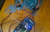 Steuerung eines Roboterarms mit Arduino, 1Sheeld und ein Android Smartphone
