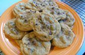Wie machen Sie perfekte Chocolate Chip Cookies