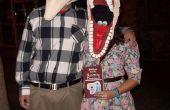 Adam und Barbara Maitland Kostüme von BeetleJuice!