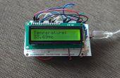 Temperatur-sensor(LM35) mit LCD(JHD162A)