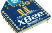 Konfigurieren von XBees für API-Modus