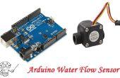Arduino Wasser-Durchfluss-Sensor