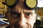 Steampunk-Schutzbrille