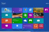 Wie installiere ich Windows 8 von einem USB-Stick
