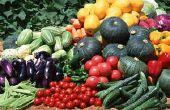 Wie man Gemüse Pflanzen wachsen!