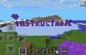 Wie erstelle ich eine automatische Kaktus Farm auf Minecraft PE