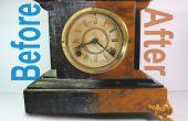 Antiken Kaminsims Uhr Resto-Mod