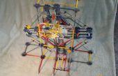K ' NEX Riesenrad Lift mit Anleitung