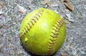 Spaß beim Softball Bohrer