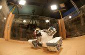 Swarmscapers: Autonome Mobile 3D-Druck Roboter