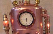 Steampunked Zeitreise Maschine