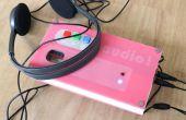 Audioserver und Recorder mit Intel Edison