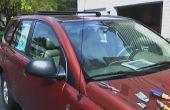 Austausch einer defekten Auto Antenne