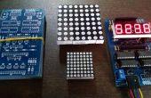 Mehrere LED-Display-Modul