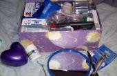 Hochzeit Tag Survival Kit