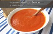 Gewusst wie: Hausgemachte Pizza Sauce Rezept