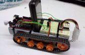Android G1 serielle, Arduino Roboter