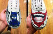 Canvas-Schuhe!