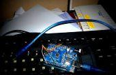 PS/2-Tastatur mit Arduino verbinden