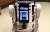 Ihre Hasbro R2D2 mit einem Mikrocontroller IOIO Hack!