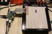 Raspberry Pi GPIO Erweiterungskabel aus ein IDE-Kabel verwendet,