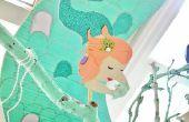 Meerjungfrau-Baby-Dusche
