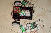Einfache drahtlose Roboter ohne Mikrocontroller
