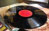 Vinyl LP Tischsets
