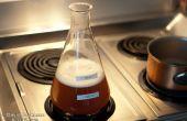 Home Brauerei: Wie erstelle ich eine Hefe-Starter