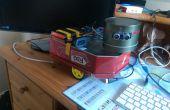 Raspberry Pi Web kontrollierten / autonome Roboter