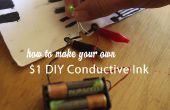 $1 DIY-leitfähige Tinte und Farbe vom Feuer! (ungiftig, hausgemacht, billig)
