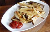 Kaltes Öl Pommes frites & Kartoffelchips