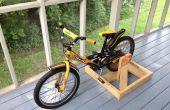 Stationäre Fahrradständer für Kinder