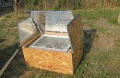 DIY Solar-Ofen