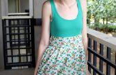 Wie erstelle ich eine einfache Kleid (für billige!)