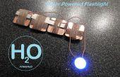 Wasser Powered Taschenlampe - Mikro MEDELIS Batterie