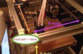 Motion-Konfiguration auf Rampen 1.4 mit Marlin Firmware @section Maschine