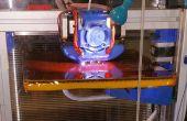3D Drucker erhitzt Bett Isolation (mit Aerogel Decke)